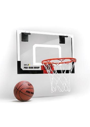 Basket - Mini panier de Basket pour porte avec ballon taille 1