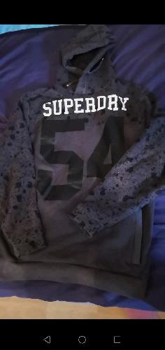 Sweat superdry