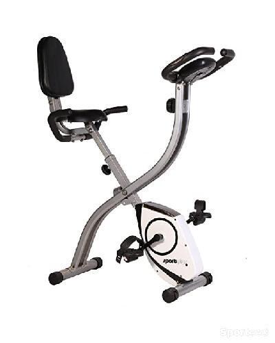 Vélo d'appartement SportPLus SP HT 1003