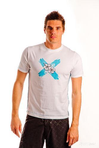 Sportswear - Tshirt Paint Hibiscus Z3R0D
