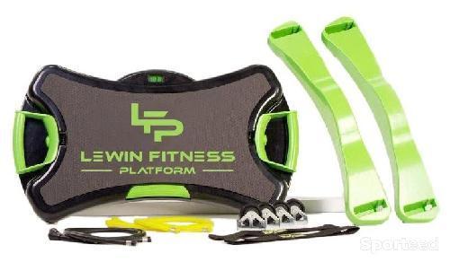 Platforme fitness avec clé USB et sac de rangement