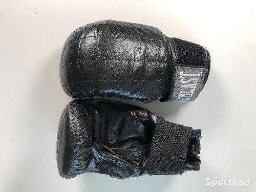 Everlast - Gants de boxe noir, taille S